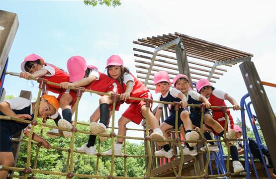 年中園外保育