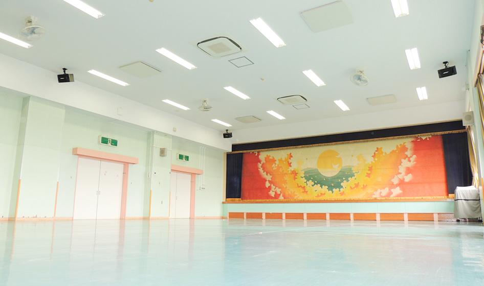 幼稚園ホール